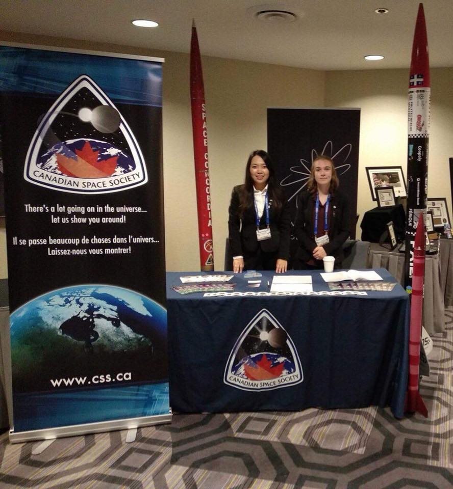 CSS at the 37th International Space Development Conference